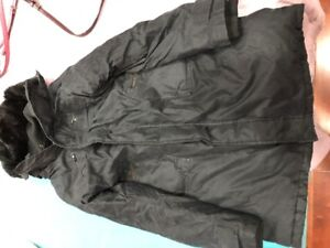 TNA Black Winter Jacket