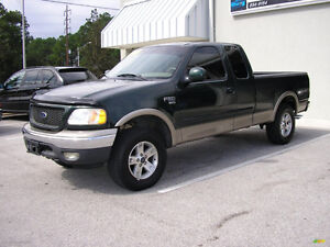 WANTED 2000 and up Ford F-150 Pickup Truck