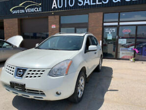 2010 Nissan Rogue SL SUV, AWD,  LOW MILEAGE, CLEAN TITLE!