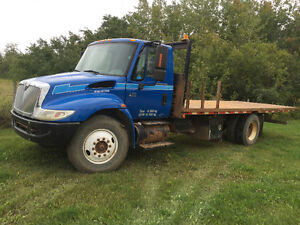 2005 International 4300 Heavy Duty Recovery Truck