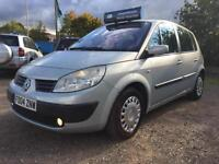 2004 Renault Scenic 1.4 Expression 9 Months Mot