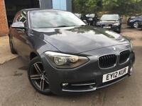 2012 BMW 1 Series 2.0 118d Sport 5dr
