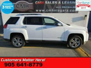 2014 GMC Terrain SLT-2  NAV LEATHER ROOF CAM PWR-GATE P/SEAT HTD
