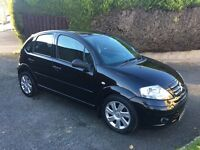 2008 citreon c3 exclusive 1.6 Hdi diesel *£30 road tax *