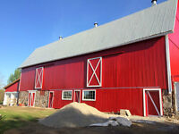 House painting & Barn painting by C.Turner Painting