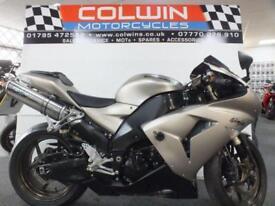 2006 06 KAWASAKI ZX10 R 998CC ZX 1000 D6F