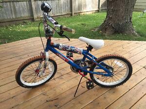 Hot wheels BMX bike