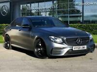 2018 Mercedes-Benz E-CLASS Mercedes-AMG E 43 4MATIC Saloon Auto Saloon Petrol Au