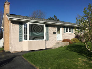 3 bedroom house available June 1
