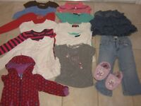 Lot vêtements 3 ans fille
