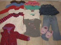 Lot vêtements 3 ans fille