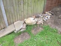 Soil and Rubble free to a good home