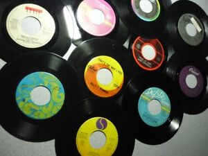 $3 each for sale 45 Vinyl Records, Capital, Sire, Billy J Kramer