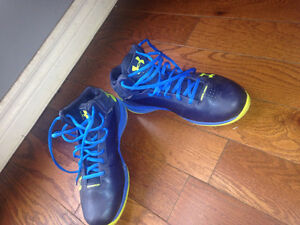 Brand new under armour basketball shoes Cambridge Kitchener Area image 1