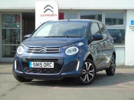 2015 CITROEN C1 1.0 VTi Flair 5dr