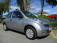 NISSAN MICRA 1.2 16v S ONLY 53,000 MILES COMPLETE WITH M.O.T HPI CLEAR INC
