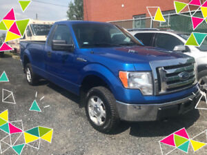 FORD F150 2011 4x4 $6995,00 PNEUX HIVERS CHEZ WWW.NO-LIMIT.CA