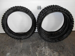 Used Race Tires Dunlop & Michelin