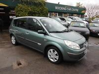 Renault Grand Scenic 1.6 VVT 111 Euro 4 Dynamique 7 SEATER 79000MLS 2006