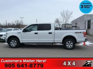 2016 Ford F-150 XLT  5.0L CAMERA BT ALLOYS TOW-PKG