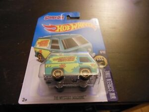 Hot Wheels Mystery Machine 10.00