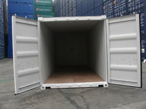 ONE-TRIP and USED Shipping Containers - BUY DIRECT -