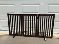 Pet Gate (Adjustable)