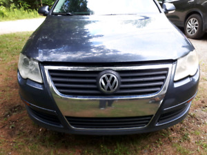 Passat 2007 2l.turbo Wagon automatique