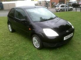 Ford Fiesta 1.25 2004.25MY Finesse
