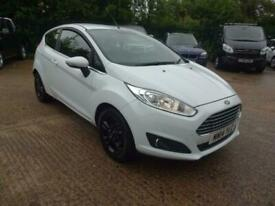 image for Ford Fiesta Zetec 1.25 82PS 2013.25MY £5495