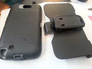 Galaxy Note II Otterbox Case and Belt Clip