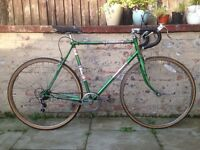 Falcon Vintage Retro Mens Road Bike 22 Inch Frame 5 Speed Excellent Condition
