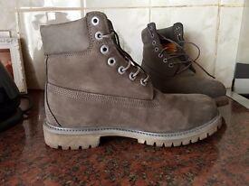 Timberland 6 inch Premium Boot - Exclusive Grey