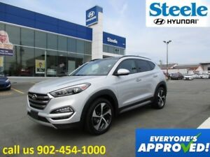 2017 Hyundai TUCSON Turbo AWD SE Backup camera leather Sunroof