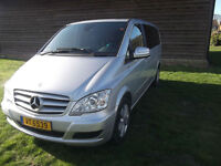 2011 NEW SHAPE LHD MERCEDES-BENZ VIANO 2.2CDi LEFT HAND DRIVE AMBIENCE