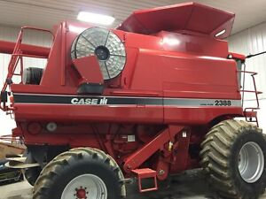 2003 Case IH 2388 with 2015 pickup