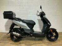 Kymco Agility 50 2009 great running 50cc scooter twist and go new mot