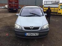 Vauxhall Zafira 1.6i 16v Energy 7 seater - 2004 04-REG - FULL 12 MONTHS MOT