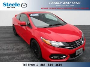 2015 HONDA CIVIC Si (INCLUDES NO CHARGE WARRANTY)
