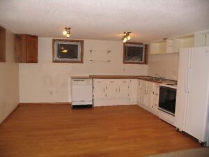 Bright/Clean Centrally located 2 bedroom basement suite