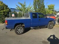 "2006 GMC 4x4 Extended Cab with Air Bags and 2"" Lift"