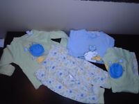 3 Long sleeve cotton kids pajamas 2T All 5$  ***PLEASE VIEW POS