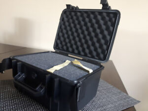 Hard Case Weather Prof for Pistol Gun Photo Camera  Electronics