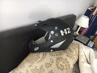 HMR H2 boardercross / ski cross helmet