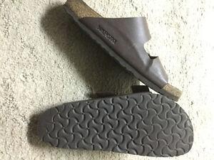 Birkenstock 260 brown sandal size 40