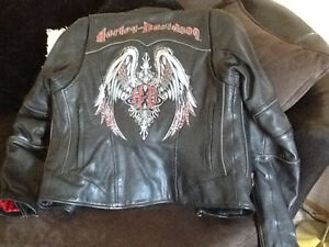 Leather Harley Davidson & Indian Jackets & accessories