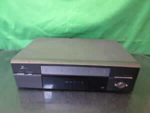 Zenith VRD2125C-VHS HIFI No Remote-Tested Working-Video Recorde