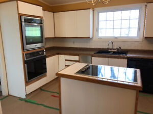 Cabinets/Island/ Countertop /Sink and Taps call 1 (709) 765-3402