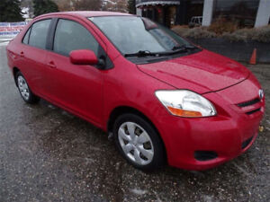 2007 Toyota Yaris fully loaded