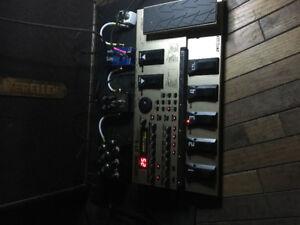 Boss GT-6 effects unit